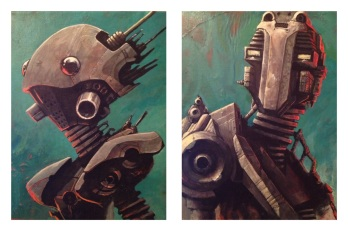 The Twins - Robots 2013 - Robor Series